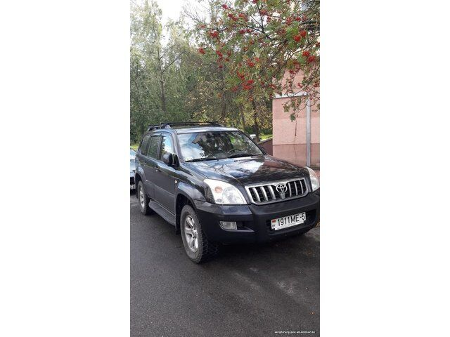 Toyota Land Cruiser Prado (2007)