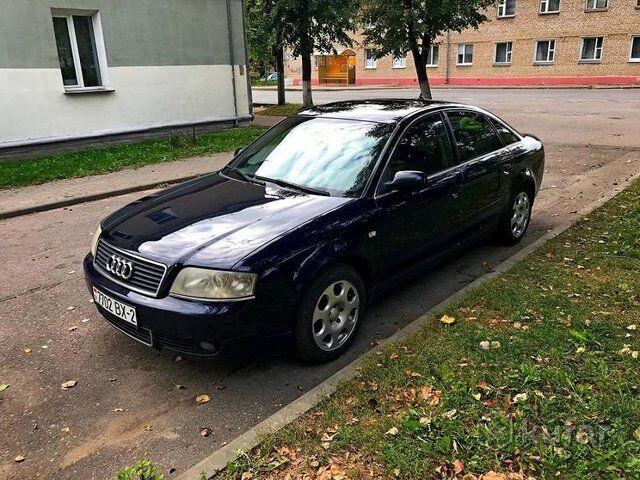 Audi A6 (C5) (2002)