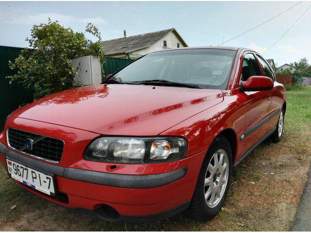 Volvo S60 (2001)