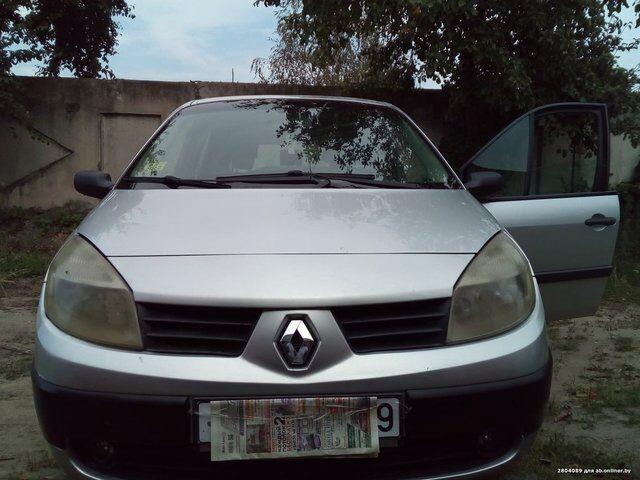 Renault Scenic (2005)