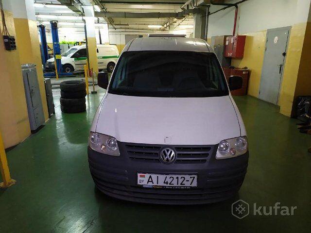 Volkswagen Caddy (2008)