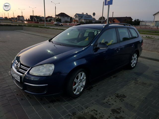 Volkswagen Golf 5 (2008)