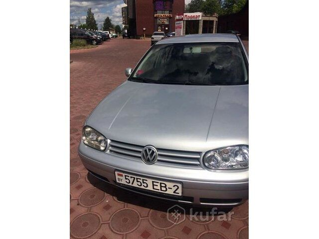 Volkswagen Golf 4 (2002)