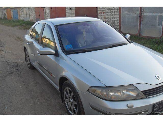 Renault Laguna (2002)
