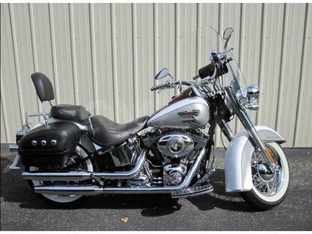Harley-Davidson Softail (2008)
