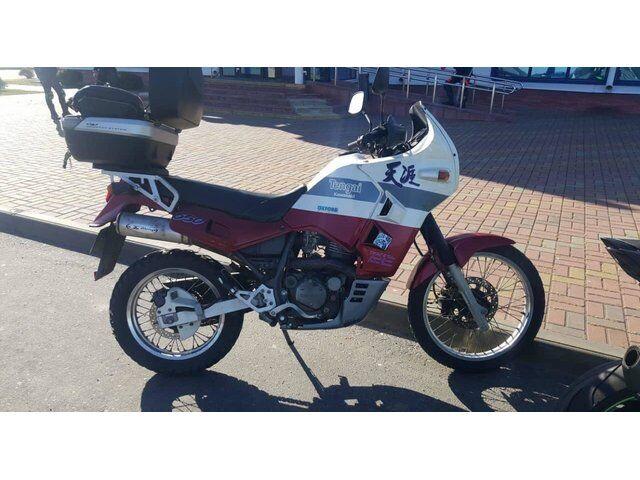 Kawasaki KLR (1991)