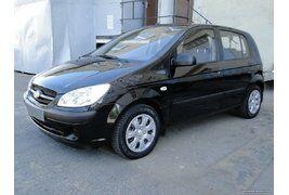 Hyundai Getz (2008)
