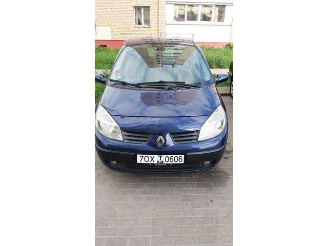Renault Scenic 2 (2003)