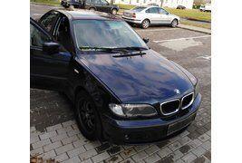 BMW 3 (E46) (2002)