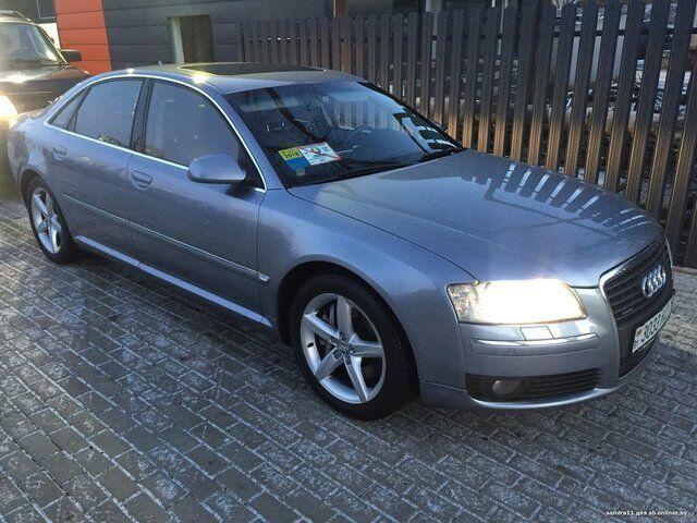 Audi A8 (D3) (2007)