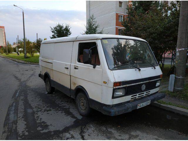 Volkswagen LT (1989)