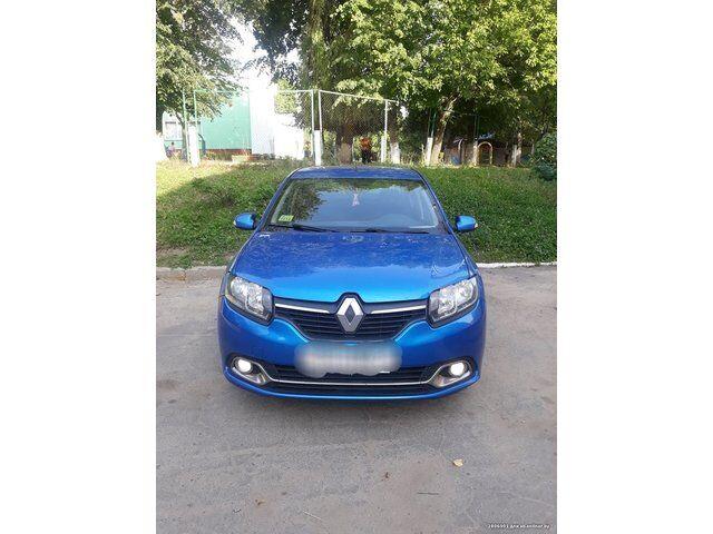 Renault Logan (2017)