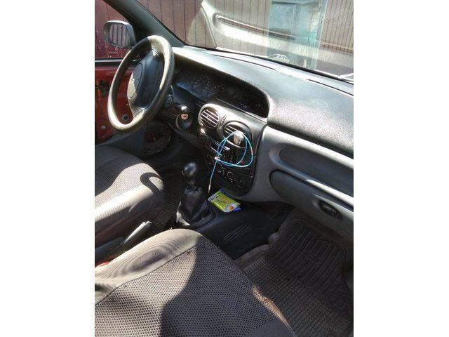Renault Megane (1997)