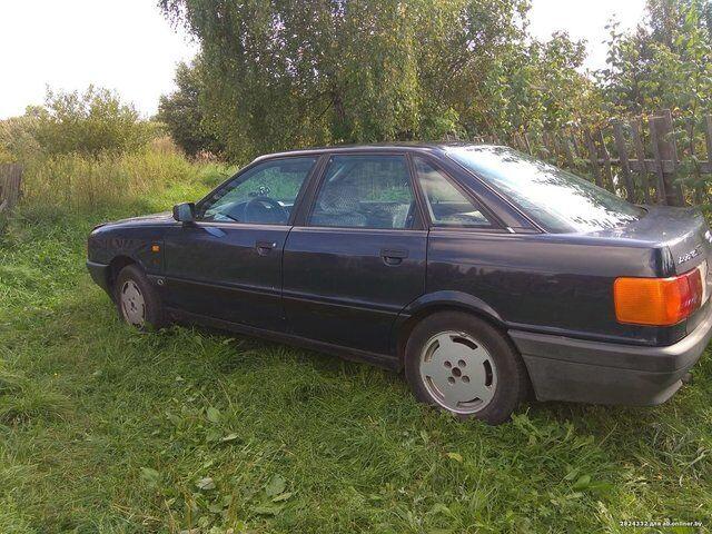 Audi 80 (1990)