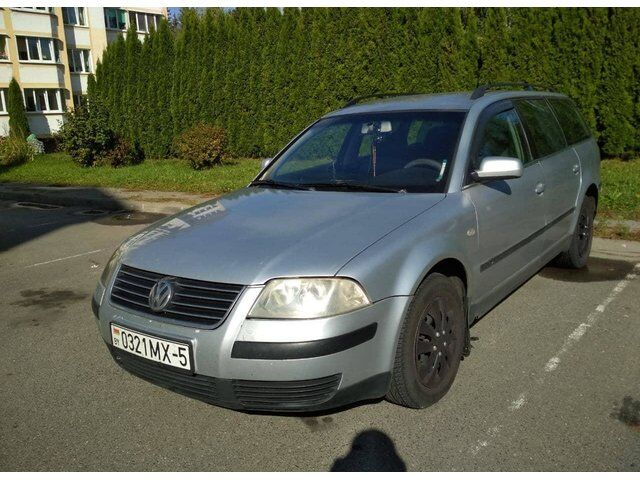 Volkswagen Passat (2001)