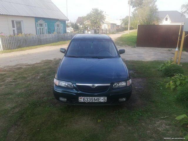 Mazda 626 (1999)
