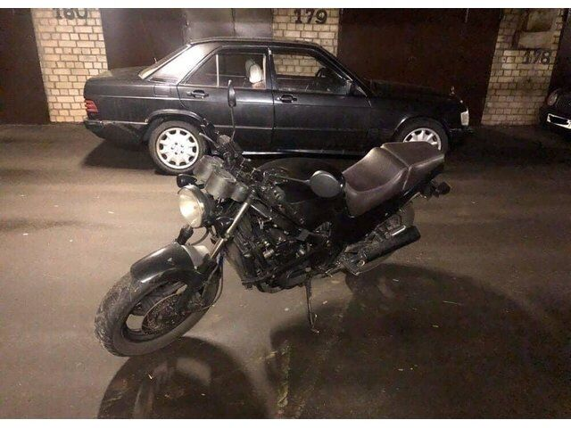 Kawasaki ZX (1990)
