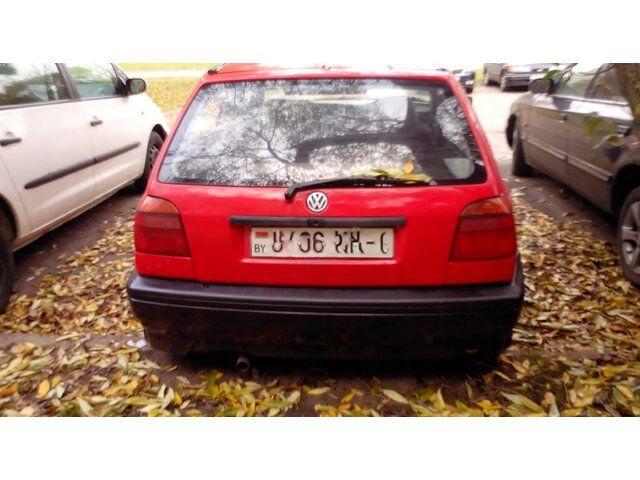 Volkswagen Golf (1996)