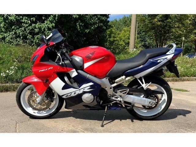 Honda CBR (2002)