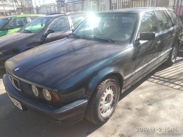 BMW 5 (E34) (1993)