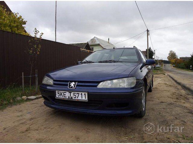 Peugeot 406 (1996)
