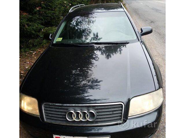 Audi A6 (2002)