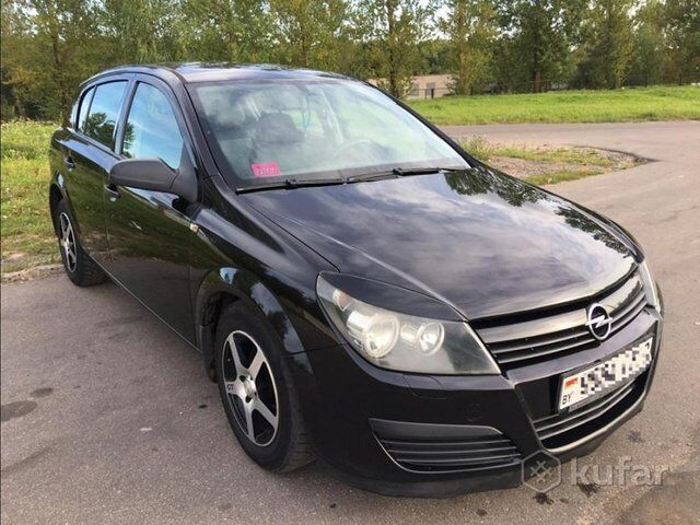Opel Astra H (2004)