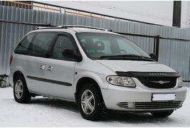 Купить Chrysler Voyager в Беларуси в кредит в автосалоне Автомечта -цены,характеристики, фото