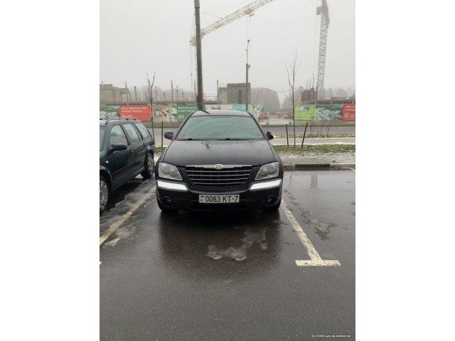 Chrysler Pacifica (2005)