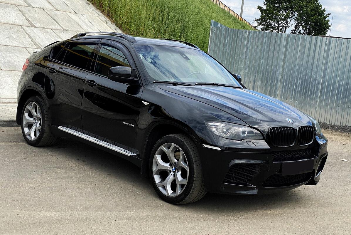BMW X6 (2008)
