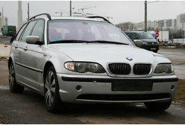 BMW 3 (E46) 2001