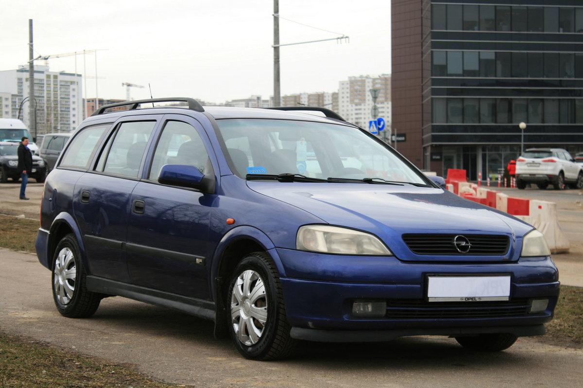 Opel Astra G (1998)