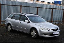 Купить Mazda 6 в Беларуси в кредит в автосалоне Автомечта -цены,характеристики, фото