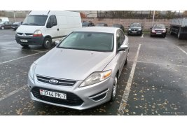 Ford Mondeo (2011)