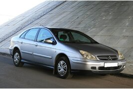 Купить Citroen C5 в Беларуси в кредит в автосалоне Автомечта -цены,характеристики, фото