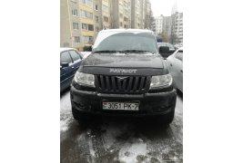 УАЗ Патриот (2014)
