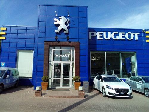 Автоцентр Peugeot