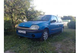 Renault Clio II (2001)