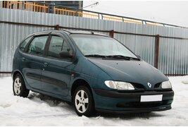 Купить Renault Scenic в Беларуси в кредит в автосалоне Автомечта -цены,характеристики, фото