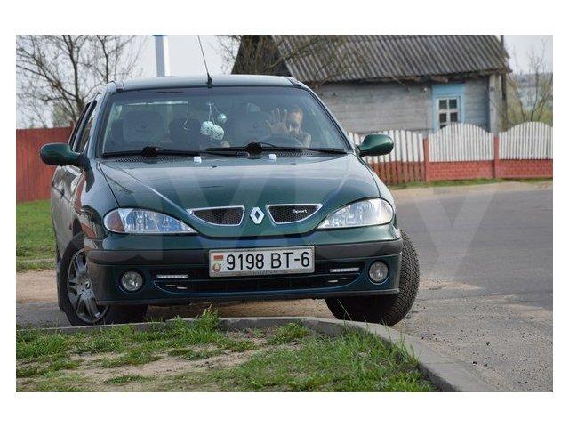 Renault Megane (2001)