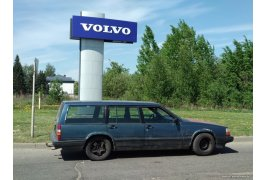 Volvo 940 (1993)