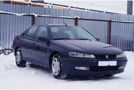 Купить Peugeot 406 в Беларуси в кредит в автосалоне Автомечта -цены,характеристики, фото