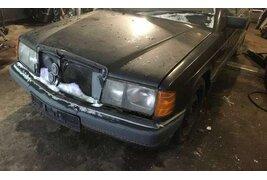 Стартер к Mercedes-Benz 190 (W201) 1986