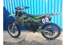 Kawasaki KX (2006)