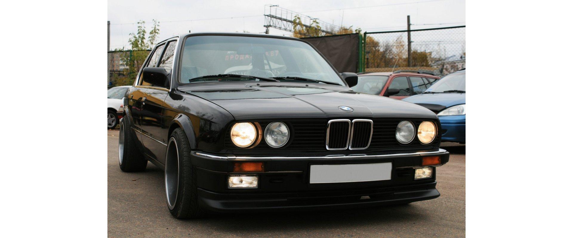 BMW 3 (E30) (1986)