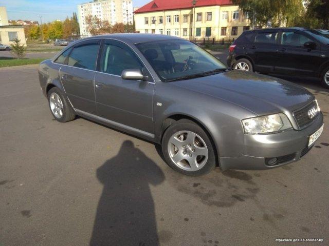 Audi A6 (C5) (2004)